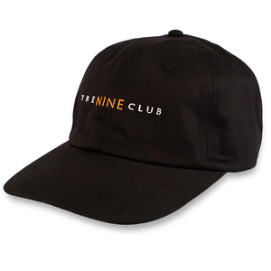 Hat - Unstructured Nine Club Bar Logo