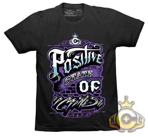 Positive state of mind Tshirt
