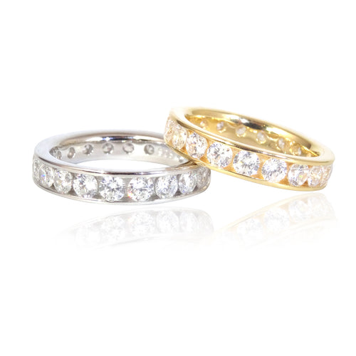 The 4mm Eternity Band