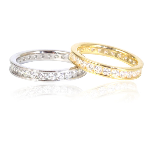 The 3.5mm Eternity Band