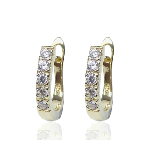 The Heavenly Cushion Cut Detachables - GOLD