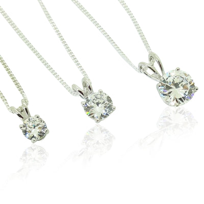 Perfect Single 'Diamond' Pendant