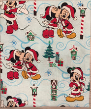 Load image into Gallery viewer, Mr. & Mrs. Mickey Clause Face Mask