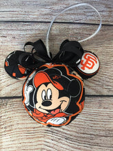 Load image into Gallery viewer, S.F. Giants Mickey Head
