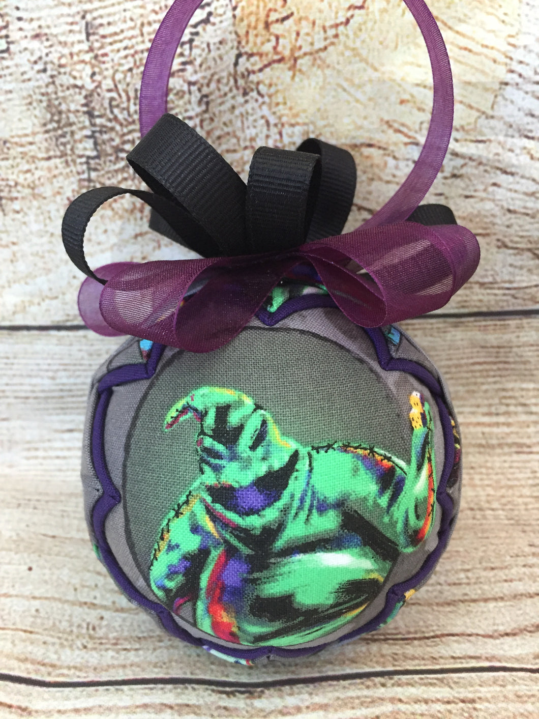NBC Inspired Oogie Boogie