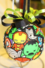 Load image into Gallery viewer, Avengers Ornament