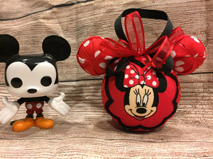 Minnie Mouse Mickey Head- Pre Order