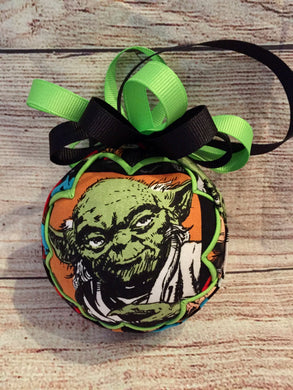 Star Wars Inspired Yoda