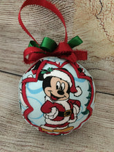 Load image into Gallery viewer, Santa Mickey