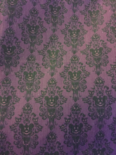 Load image into Gallery viewer, Haunted Mickey WallPaper Face Mask