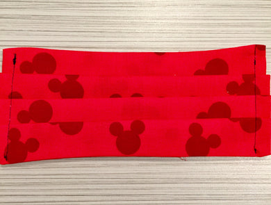 Mickey Head Face Mask