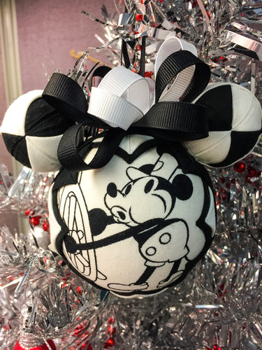 Steamboat Willie Mickey Head- Pre Order