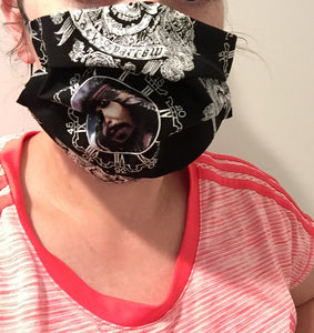 Pirates of the Caribbean Face Mask
