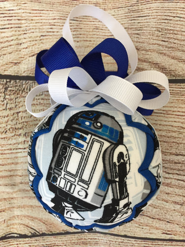 R2D2 Inspired Star Wars