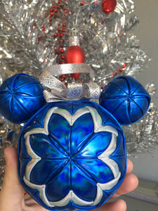 Deluxe Cinderella Inspired Mickey Head