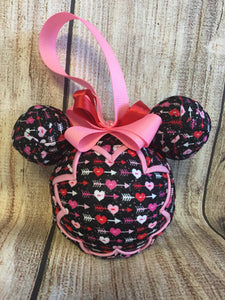 Valentines Day Mickey Head
