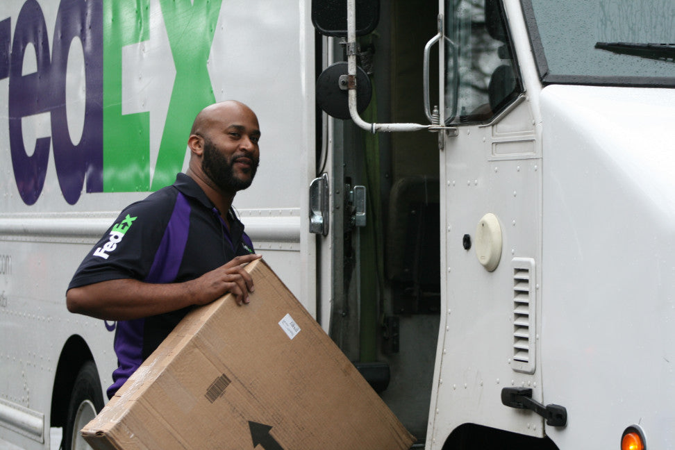 Shipping With FedEx