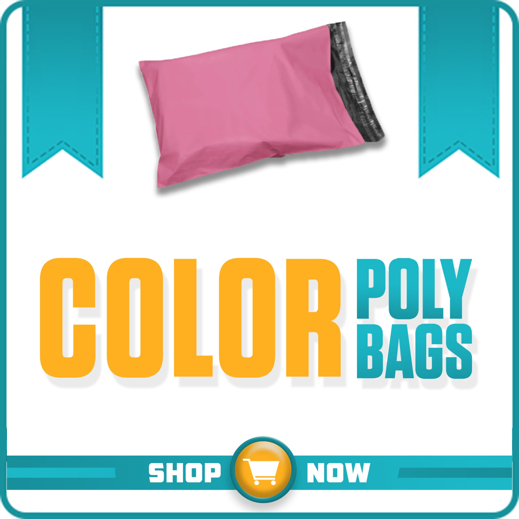 Color Poly Bags