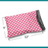 Shop4Mailers 9 x 12 Pink Polka Dot Poly Bag Mailer Envelopes 2 Mil