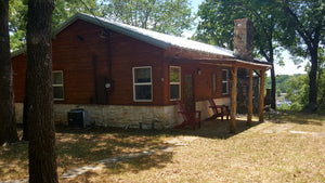 Enjoy a Romantic Getaway at the Cottage on Lake Texoma