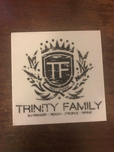 Load image into Gallery viewer, Trinity Family Window Car Decals