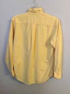 Boy's Yellow POLO RALPH LAUREN Button Down Shirt