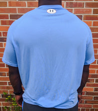 Load image into Gallery viewer, Men's Light Blue UNDER ARMOUR Shirt