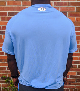 Men's Light Blue UNDER ARMOUR Shirt