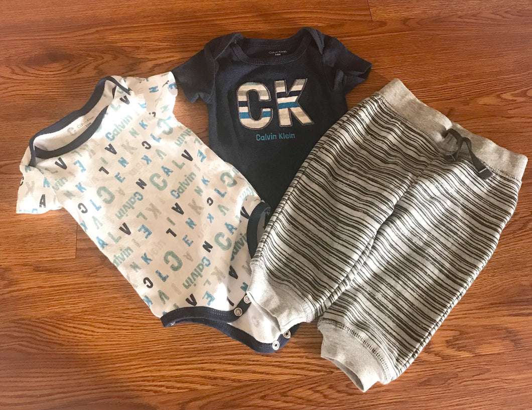Boy's Calvin Klein Bundle