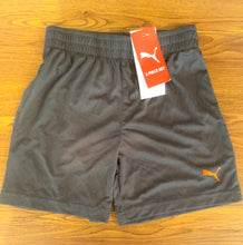 Load image into Gallery viewer, Boy's Grey & Blue PUMA Shorts (2 for 1!)