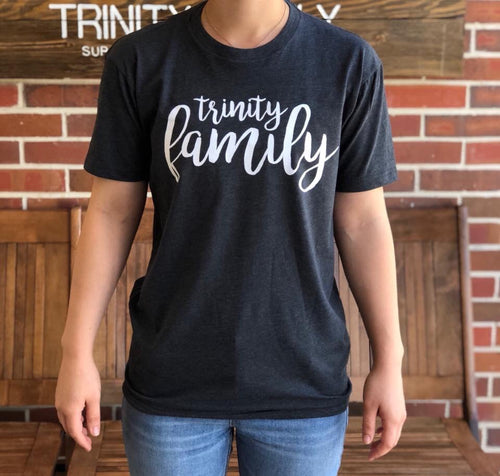 Grey Trinity Family Shirt