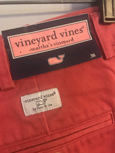 Load image into Gallery viewer, Men's VINEYARD VINES Dark Coral Shorts