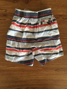 Boy's Striped TOMMY HILFIGER Trunks