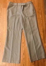 Load image into Gallery viewer, Women's LOFT Gray Trouser Pants