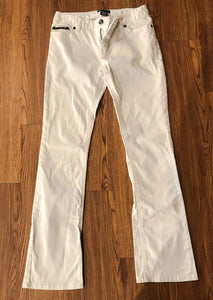 Girl's RALPH LAUREN White Jeans