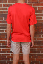 Load image into Gallery viewer, Men's Red NIKE Dri-Fit Shirt
