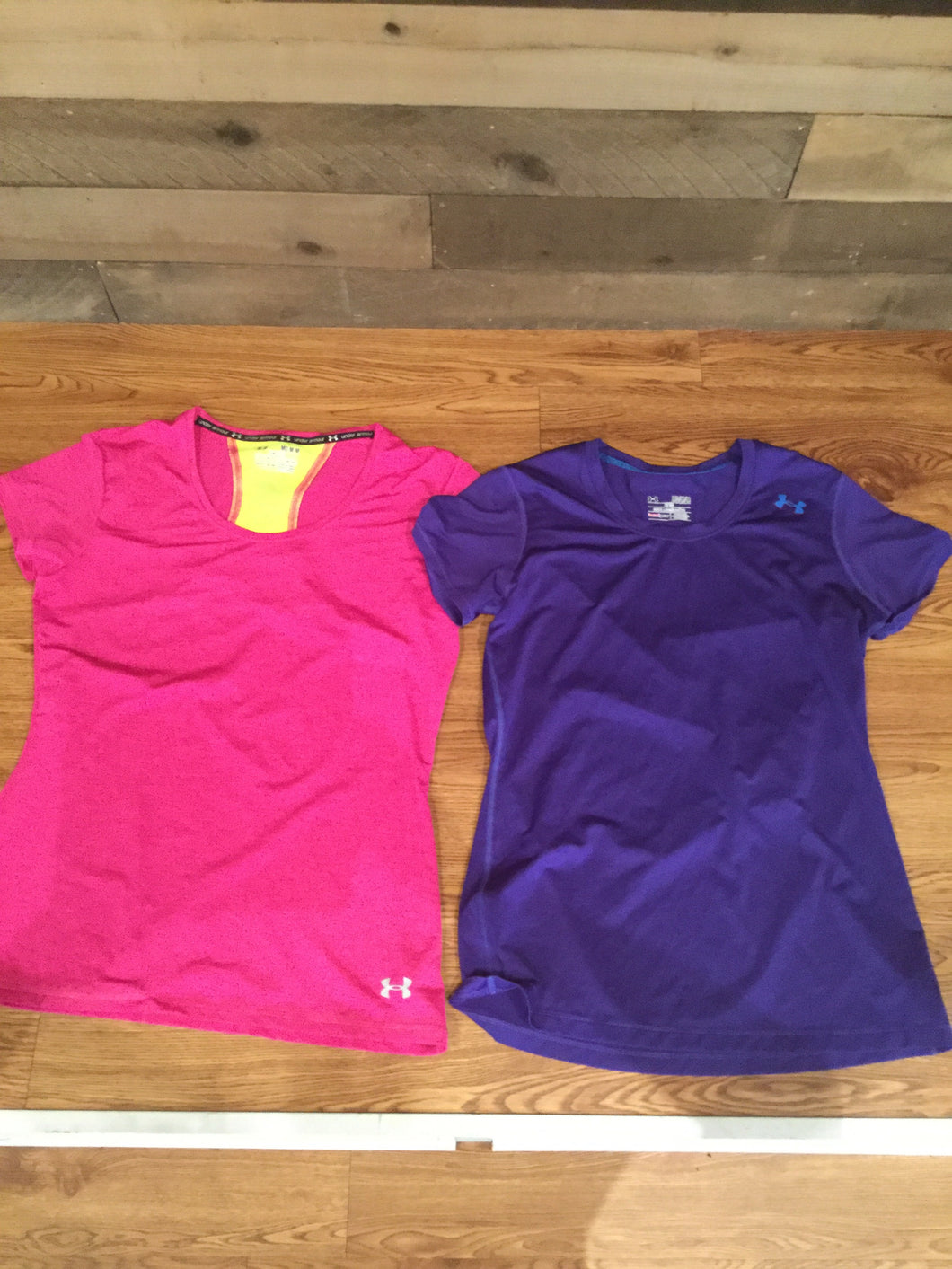 Women's UNDER ARMOUR Workout Tops