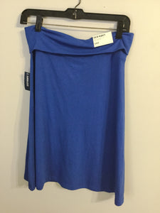 Women's OLD NAVY Blue Skirt
