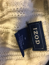 Load image into Gallery viewer, Women's IZOD Cream Sweater