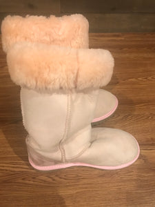 UGG Women's Pink Boots