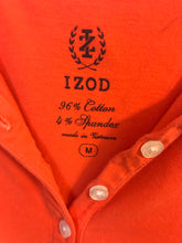 Load image into Gallery viewer, Women's IZOD Polo Style Shirts (Orange & Pink)