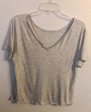 Load image into Gallery viewer, Women's Grey LULULEMON Top