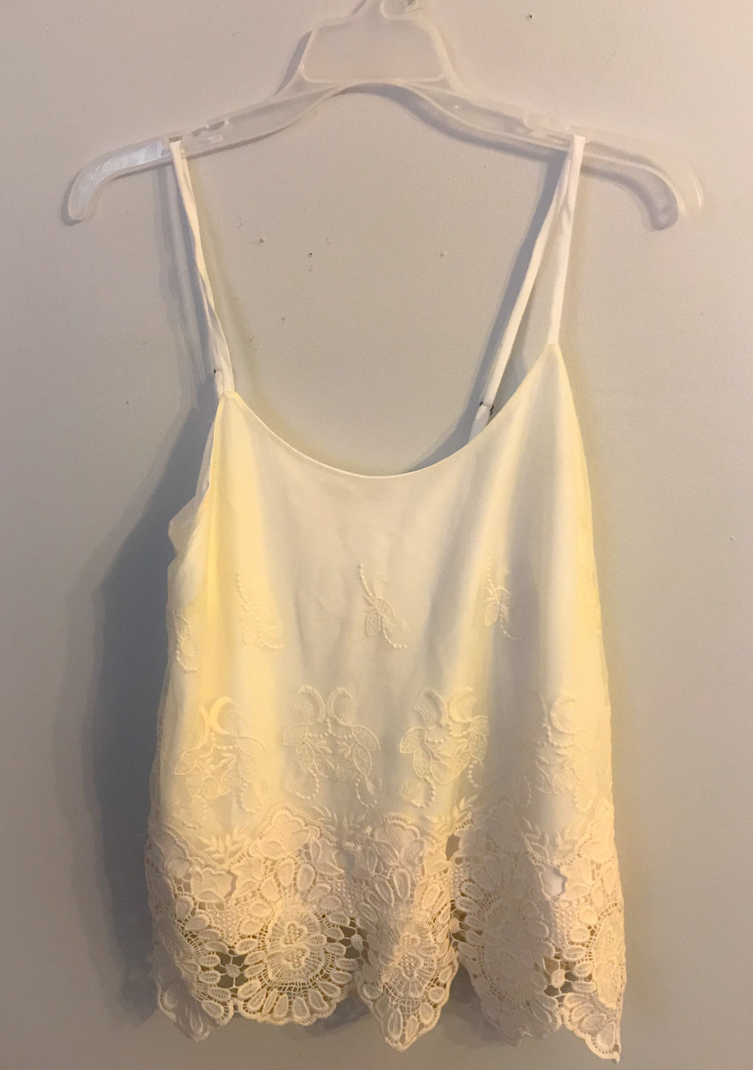 Women's FOREVER 21 Lace Top