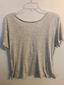 Women's Grey LULULEMON Top