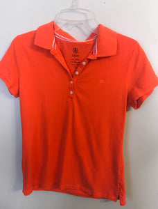 Women's IZOD Polo Style Shirts (Orange & Pink)