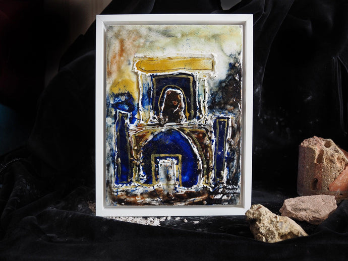 #8 The Temple of Herod - Original Painting
