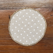 Load image into Gallery viewer, Polka Dot Coasters