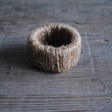 Load image into Gallery viewer, Twine Napkin Ring