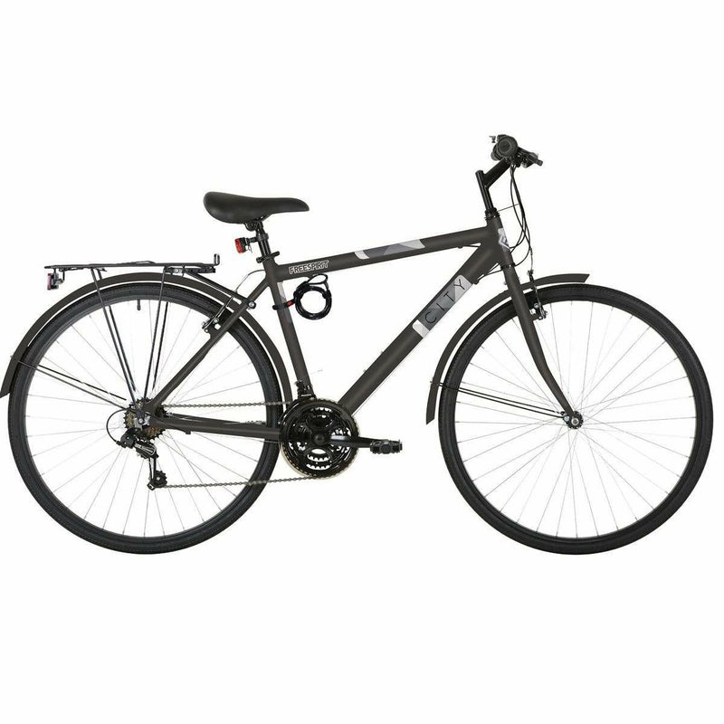 Freespirit City 700C Wheel Equipped Mens Urban Bike