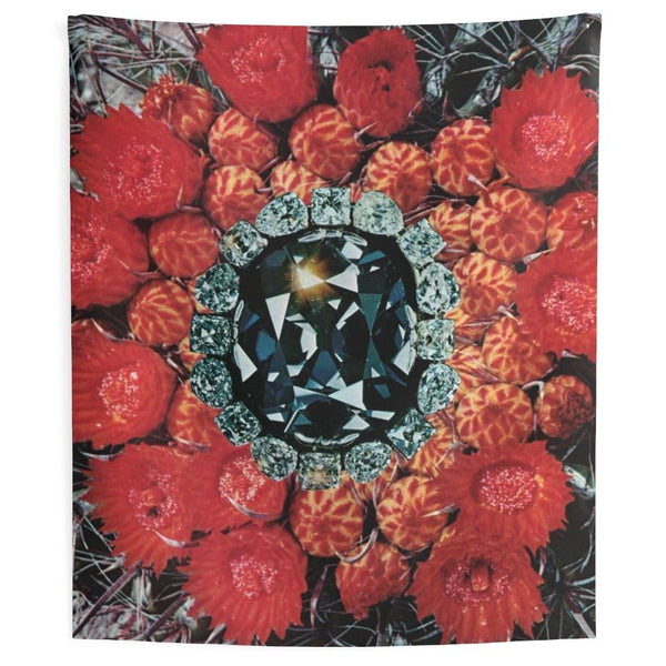 In Bloom Tapestry